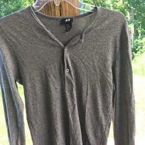 Other - Gray h&m long sleeve